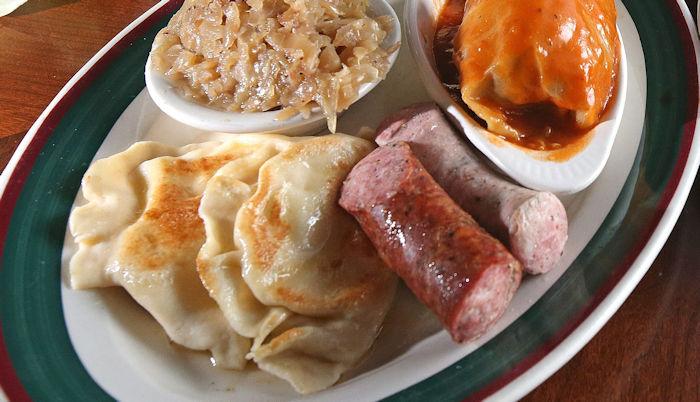 Summerfest 2021 Polish Platter Dinner